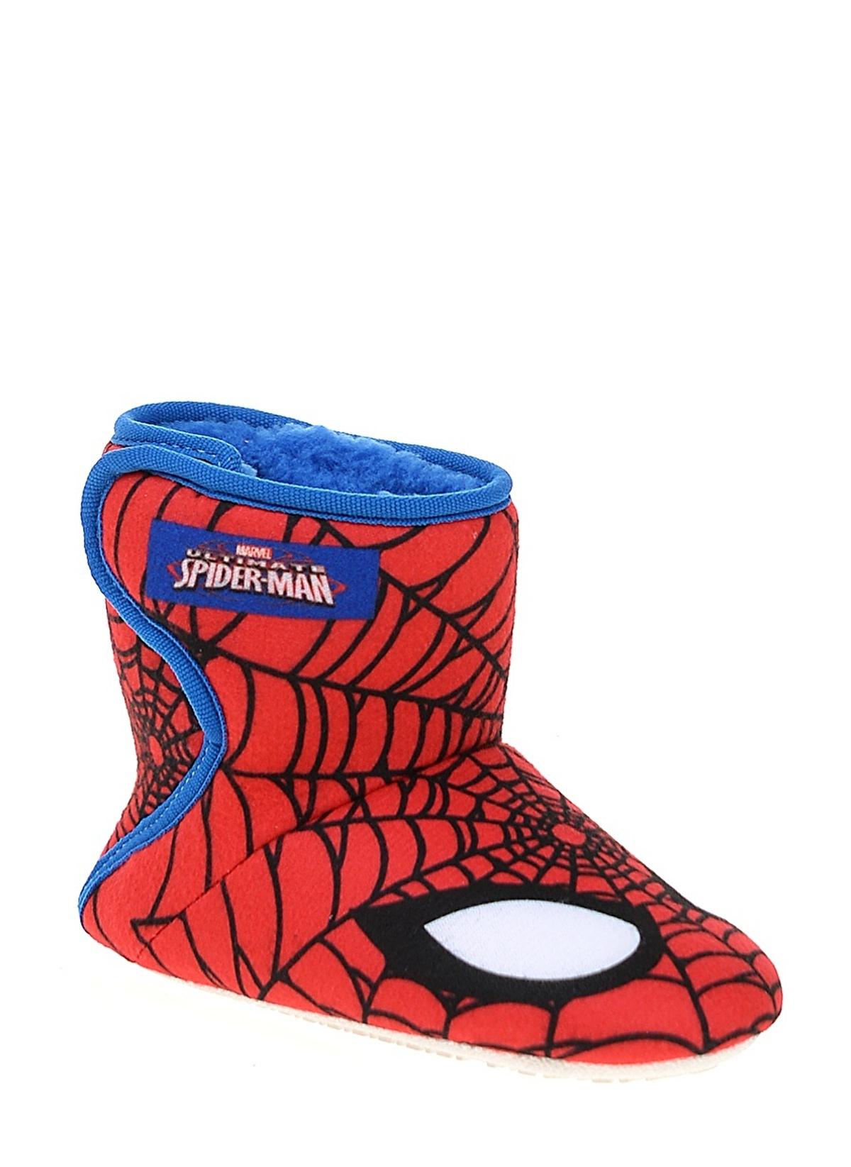 Spider Man Kız çocuk Panduf Kirmizi Morhipo 17571419